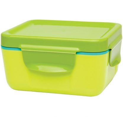 קופסת אוכל תרמי ירוק