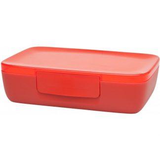 קופסא תרמית לסנדוויץ 1 ליטר אדום