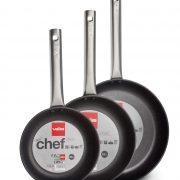 מחבת יציקה 24סמ Chef Collection